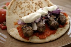 Ćevapi! Moj prijatelj... make this Balkan grilled meat specialty sometime and have a Bosnian feast!