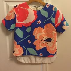Kate Spade top This top can be dressed up or down and is lightweight for the warmer seasons kate spade Tops Blouses
