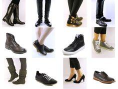 [Boutique] Chaussures et accessoires sans cuir {Vegan}