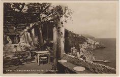 Amalfi - Panorama Dall'hotel Capuccini (Salerno) 1932 FOR SALE • EUR 2,50 • See Photos! Money Back Guarantee. CARTOLINA FORMATO PICCOLO NON VIAGGIATA MA DATATA 1932. SE CERCATE QUALCHE LOCALITA' IN PARTICOLARE, BASTA CHIEDERE HO MOLTISSIME CARTOLINE DI TUTTA ITALIA. L'OGGETTO IN FOTO E' QUELLO CHE VI ARRIVA 381246448245