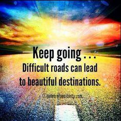 Keep going. .