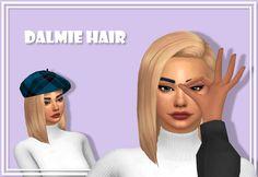 lilsimsie faves — stephanine-sims: Dalmie Hair This hair has been...