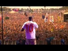 You've Got The Dirtee Love - Dizzee Rascal ft Florence and the Machine (Glastonbury 2010)