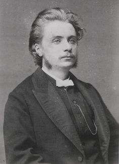 """Edvard Hagerup Grieg (1843–1907) Norwegian composer & pianist. He is widely considered one of the leading Romantic era composers, & his music is part of the standard classical repertoire worldwide. His use & development of Norwegian folk music in his own compositions put the music of Norway in the international spectrum, as well as helping develop a national identity. Grieg composed """"Peer Gynt Suite - In the Hall of the Mountain King""""."""