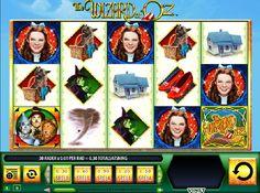 Förvänta dig en stormvind av fantastiska vinster!  http://www.gratis-slot.com/spel/wizard-of-oz-banditspelmaskin  #wizardofoz #gratisslot #banditspelmaskin