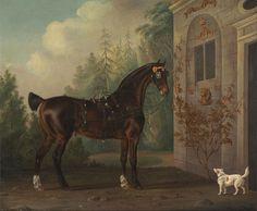 Thomas Gooch Lord Abergavenny Dark Bay Carriage
