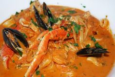 Countries that aren't landlocked and have easy access to seafood more likely than not have their own version of seafood stew. Brazil is no different – this Brazilian stewed seafood bowl is, as the name clearly states, the country's version of seafood stew. Unlike some seafood stew recipes, this version is thicker and richer, a luxurious treat for special dinners. Check out the recipe.