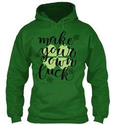St. Patrick's Day T Shirt 2017 Irish Green Sweatshirt Front