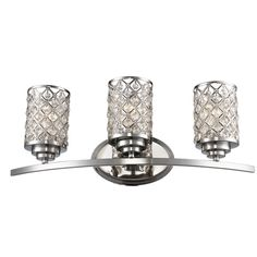You'll love the Clark 3 Light Vanity Light at Wayfair - Great Deals on all Lighting  products with Free Shipping on most stuff, even the big stuff.