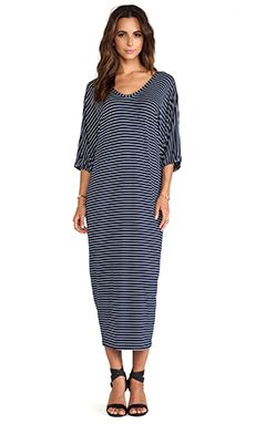 Shop for Erin Kleinberg Constance Maxi Dress in Navy & White at REVOLVE. Free 2-3 day shipping and returns, 30 day price match guarantee.