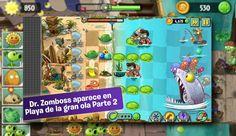 Plants vs. Zombies 2 Para iPhone y iPad Recibe una Actualización