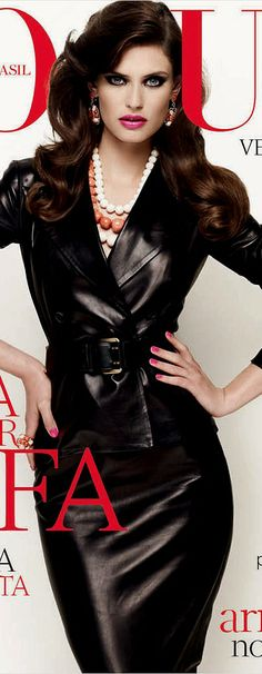 Bianca Balti for Vogue Brasil August 2012 LBV ♥✤ | KeepSmiling | BeStayClassy
