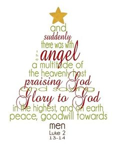 Free Holiday Printables - Luke 2 is my favorite chapter from one of my favorite books of the Bible.
