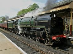 BR Standard Class 8P 4-6-2 Steam Locomotive No. 71000 'Duke of Gloucester""