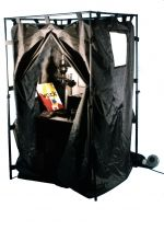 Researching portable darkroom setups for my dream #wetplate studio