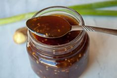 ground ginger) Teriyaki Sauce – The Genuine Table Easy Chicken Thigh Recipes, Spicy Chicken Recipes, Mexican Food Recipes, Terriyaki Sauce, Sauce Recipes, Cooking Recipes, Dips, Honey And Soy Sauce, Scalloped Potato Recipes