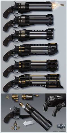 me ~ Pin on Good ideas ~ Read Sword from the story You're out of your mind( unstoppable Male Reader X RWBY) by (Lieutenant Sarcasm) with. Steampunk Weapons, Zombie Weapons, Ninja Weapons, Sci Fi Weapons, Weapon Concept Art, Fantasy Weapons, Weapons Guns, Guns And Ammo, Zombie Apocalypse Gear