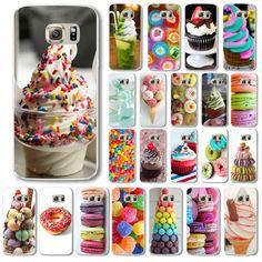 Купить товарТелефон чехол Galaxy S5, на десерт мороженое Macarons стили жёсткая чехол WHD1481 в категории Сумки и чехлы для телефоновна AliExpress.             Это наш телефон случаях            Angel Wings 3D Cute Case For iPhone 5 5s 6 6s Fashion Phone Back Co