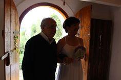 Chegada da noiva!