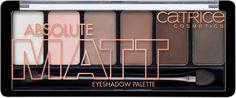 Absolute Matt Eyeshadow Palette 010