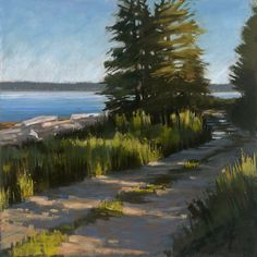 Kresque Path by Liz Haywood-Sullivan