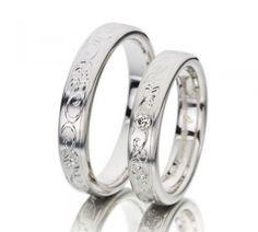 Karikagyűrű pár (KGY-306)