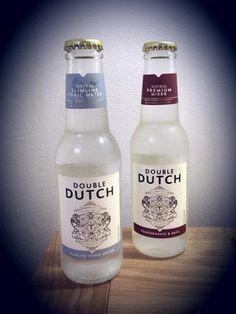 Double Dutch Mixers and Tonics