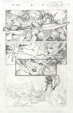 """Images for : Bianchi Goes Behind-the-Scenes with """"Thor & Loki"""" - Comic Book Resources"""