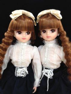 #リカちゃん #licca #toy /myリカちゃんは髪が赤茶