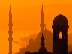 Yeni Cami (New Mosque), Istanbul, Turkey
