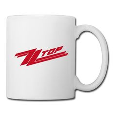Christina ZZ Top Logo Ceramic Coffee Mug Tea Cup White >>> New and awesome cat product awaits you, Read it now : Cat mug