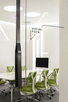 40+ Modern Meeting Room Designs With Glass Walls