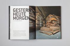 Design: MOOI Design - Letitia Lehner & Julian Weidenthaler  Photography: Andreas Balon  Text: Andreas Kump
