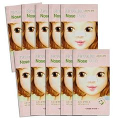 Etude House Greentea Nose Pack x 10pcs *** You can find out more details at the link of the image.