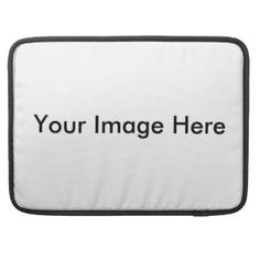 Customizable. ImageText Logo. Make Design Your Own Sleeves For MacBooks