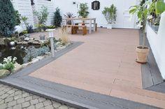 Gardenplaza - Terrassendielen aus Verbundwerkstoff schaffen bleibende Werte - Natur trifft Fortschritt