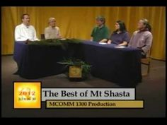 Video Project for The Best of Mt Shasta - Full TV Show - http://youtu.be/i28Kj2touBs