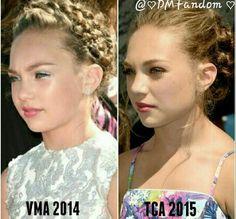 Maddie then and now. @♡DM Fandom ♡
