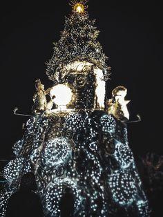 Christmas Tree in Kaunas 2013