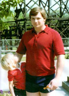 Jack and Jackie, Summer 1980. Trenton, NJ deer park.