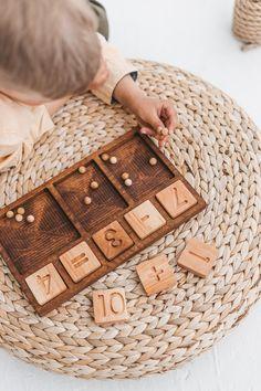 Math Teacher, Teacher Gifts, Baby Toys, Kids Toys, Kids Learning Toys, Learning Games, Baby Play, Toddler Toys, Math Classroom Decorations