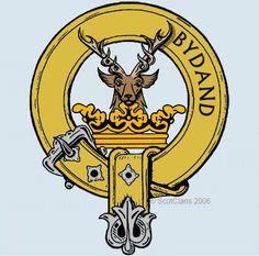 Gordon Clan Crest