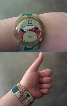 my pop swatch