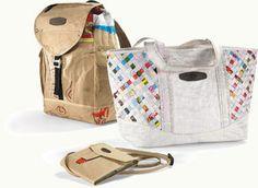 Make a Woven Fused Plastic Handbag