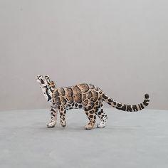 Mojo 387018 Leopard 13 cm de animales salvajes