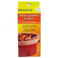 PanSaver Sure Fit Slow Cooker Liners - Mills Fleet Farm