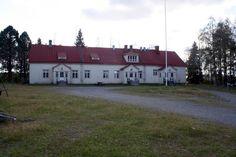 Särkijärven koulu - Utajärvi