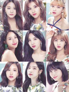 Oh my gosh, Queens of my heart Kpop Girl Groups, Korean Girl Groups, Kpop Girls, South Korean Girls, Nayeon, K Pop, Twice Names, Twice Group, Warner Music