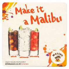 Malibu Rum, Facts, How To Make, Rome, Truths