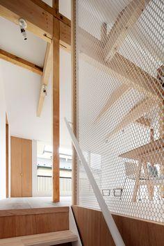 tomomi kito architects, House for 4 generations, Foto: satoshi shigeta